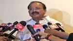 Venkaiah Naidu recalls Mahatma's 'view' to shut Congress platform