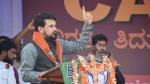 Delhi Elections 2020: EC orders removal of Anurag Thakur, Parvesh Verma as BJP star campaigners