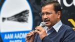 Kejriwal slams BJP for imposing challans on autowallahs, who painted 'I love Kejriwal' on their auto