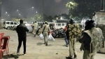 Anti-CAA: Blankets of protesting women snatched by police near Clock Tower in Lucknow
