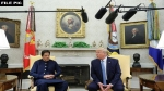 Trump offers to mediate on Kashmir issue after meeting Imran Khan at Davos