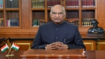 President Ram Nath Kovind donates Rs 5 lakh in his personal capacity for Ram Mandir