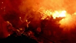 120 shanties gutted in fire at Delhi slum