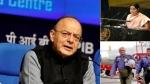 Padma Vibhushan for Jaitley, Swaraj , Fernandes posthumously