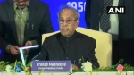 Present wave of peaceful protests in India will deepen its democratic roots, says Pranab Mukherjee