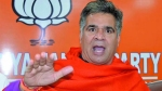 Ravindra Raina re-elected J&K BJP chief