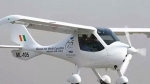 Microlight trainer aircraft, crashes in Patiala, IAF pilot killed