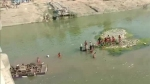 24 killed as bus carrying wedding party falls into river in Rajasthan's Bundi
