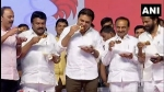 Telangana govt kills circulation of fake news on Coronavirus by eating chicken at event