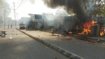 Violent clashes in Gujarat, 13 injured in Khambhat, mob vandalise houses, shops