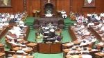 BJP, Cong spar over 'Tukde Tukde Gang', 'Bharat Mata' in K'taka assembly
