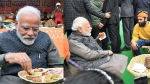 PM Modi relishes on Litti-Chokha, Kulhad Chai at Delhi's 'Hunar Haat'