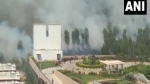 Bengaluru: Fire breaks out near Prestige Lakeview Habitat; No injuries reported