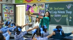 At Delhi govt school, Melania Trump says she is inspired by Happiness Curriculum