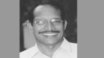 Former Congress minister P Sankaran passes away at 72