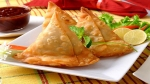 Broccoli Samosa is miserable snack and the US President ignored it, anyway