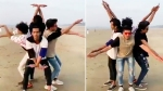 Viral video of 4 boys dancing with a twist at the end will just leave you scratching your head