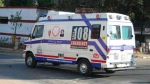 Man fakes death to reach home in ambulance
