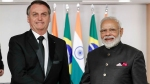 Like how Lord Hanuman brought Sanjeevani booti: Brazilian President in thank you note to PM Modi