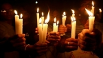 False: Lighting candles on Sunday at 9 pm for 9 minutes will not kill coronavirus