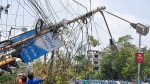 Cyclone Amphan: Kolkata residents continue to stage protest to restore power, water supply