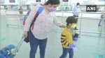 5-year-old flies alone from Delhi to Bengaluru, meets mother after 3 months