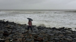 Mumbai experiences cloudy sky, light showers as Cyclone Nisarga forms in Arabian Sea
