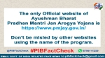 Delhi Police bust fake Ayushman Yojana website