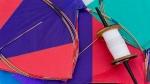 Kolkata man on two-wheeler injured by kite string