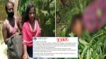Viral posts claiming 'Cycle girl' Jyoti Paswan was raped, murdered in Bihar's Darbhanga is FAKE
