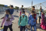 Over 1 crore migrant labourers return to home states on foot during Mar-Jun: Centre