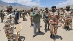 Malicious says Indian Army after many question facility visited by PM Modi at Leh