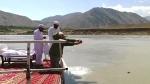 PM Modi performed Sindhu Darshan during Ladakh visit: Watch video