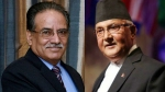 Key Oli-Prachanda power sharing talks today
