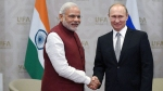 PM Modi dials Putin, both leaders agree to maintain bi-lateral momentum
