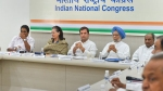 Sonia Gandhi to chair COVID-19 meeting for Congress-ruled states today, Rahul Gandhi to attend