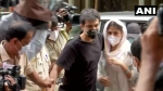 Rhea, her family appear before ED again in Sushant Singh case