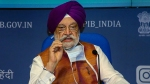 Our task would have been harder had the ill-fated aircraft caught fire: Hardeep Puri
