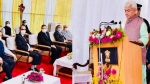 Manoj Sinha takes charge as LG of Jammu and Kashmir