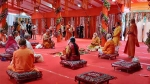 Ram temple trust head tests positive for COVID-19