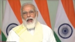 Modi inaugurates submarine Optical Fibre Cable connecting Chennai and Port Blair