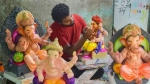 COVID-19: Karnataka govt says no to Ganesha idols in public places; Temples to be sanitised
