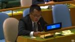 Watch: Indian delegate walks out of UN meet during Imran Khan's speech