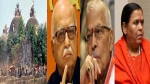 Babri Masjid demolition verdict LIVE: Top leaders set to seek exemption