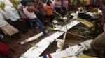 Pilot killed after aircraft crashes in Uttar Pradesh's Azamgarh