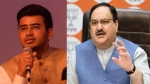 BJP's big rejig: Tejasvi Surya is Yuva Morcha chief
