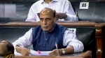 'Extremely shameful': Rajnath Singh on ruckus over farm bills in RS