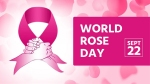 World Rose Day 2020: Celebrating spirit of cancer patients