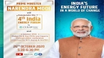 PM Modi to inaugurate 4th India Energy Forum by CERAWeek today