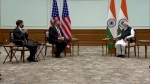 Secy of State Pompeo, Defence Secy Esper call on PM Modi, covey US interest in strengthening ties